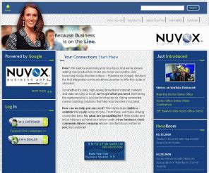 Windstream Phone Lookup Nuvox Net Business Broadband Isp Phone Hosting Network Services Windstream