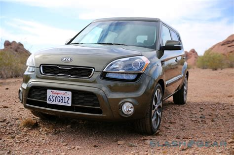 kia soul review 2012 slashgear