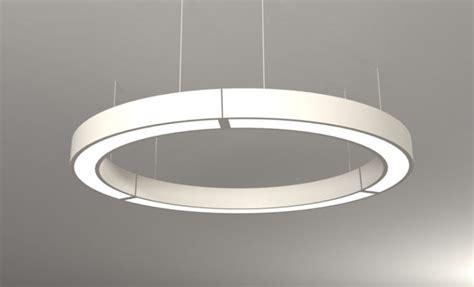 Circle Light Fixture Innovative Pendant Light Fixture Surface Mounted Light Fixture Hanging Led Aluminum Circle
