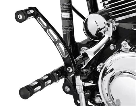 Harley Davidson Shift Lever by 34043 10 Billet Style Shift Lever Edge Cut At Thunderbike Shop