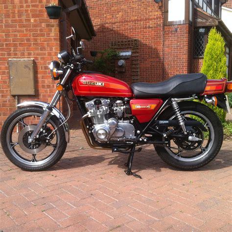 Suzuki Gs550 1980 Restored Suzuki Gs550 1980 Photographs At Classic Bikes