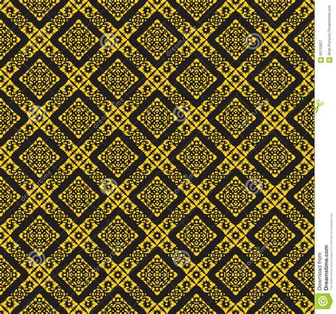 thai pattern background vector asian traditional art design vector thai traditional