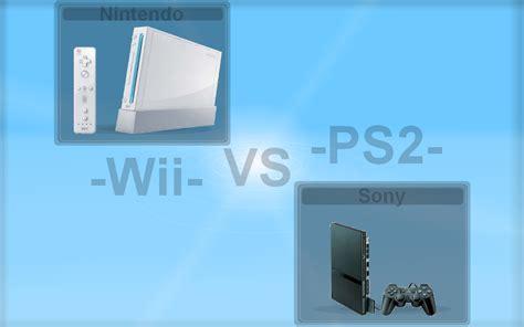 wii vs ps2 which has dynamic nintendo 3 0 para deixar claro wii vs ps2