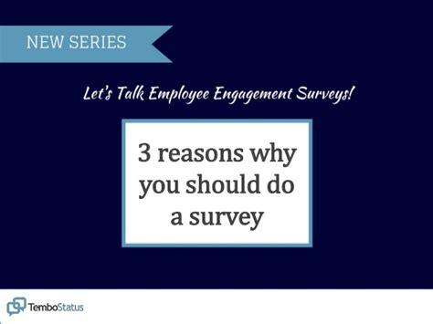 Do A Survey - 3 reasons why you should do a survey tembostatus