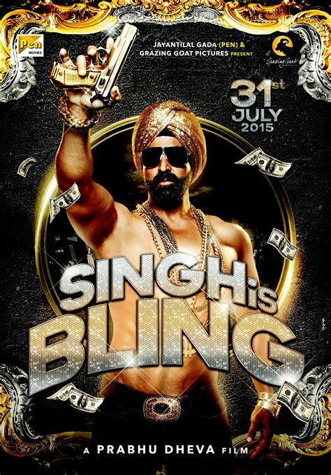 biography of film singh is bling f i l m y k e e d a it s all about loving your movies