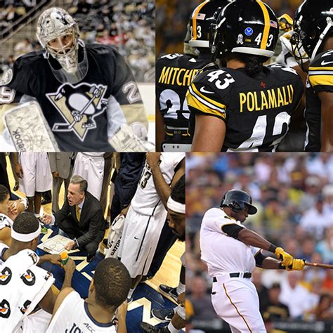 Mba Essentials Pittsburgh by Which Pittsburgh Sports Front Office Is The Best Right Now