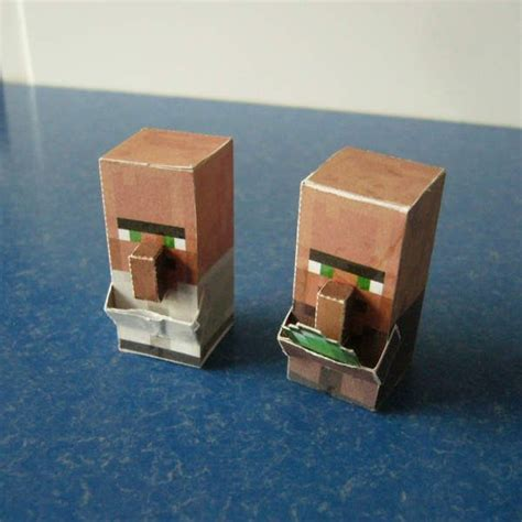 Minecraft Papercraft Villager - 17 best images about minecraft on ea
