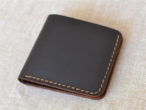 handmade leather wallet 187 gadget flow