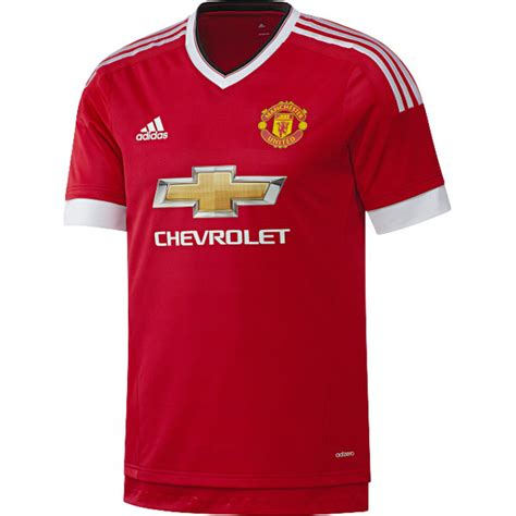 Jersey Southton Home 1516 adidas manchester united 15 16 home jersey soccer unlimited usa