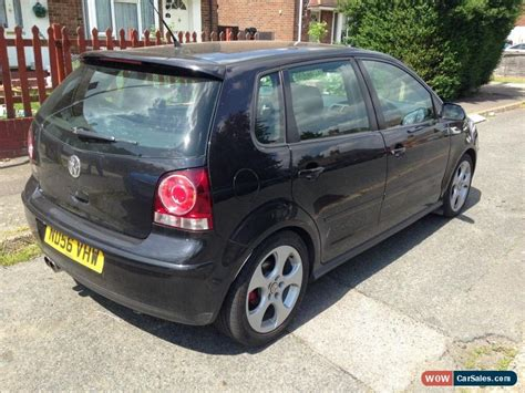 manual cars for sale 2006 volkswagen gti security system 2006 volkswagen polo gti for sale in united kingdom