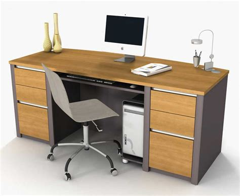 how attractive rustic computer desk designs atzine com