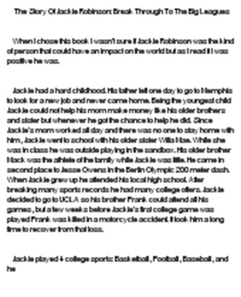 biography book review jackie robinson biography book review essay at