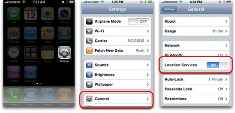 iphone location services how to disable or reset location services for iphone 2 0 imore