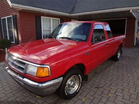 1997 ford ranger transmission sell used 1997 ford ranger 4x2 cab 5 speed