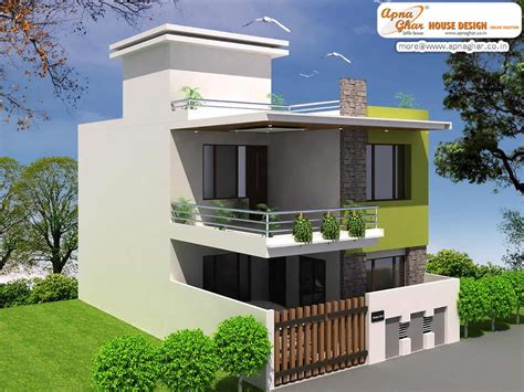 simple houseplans beautiful duplex 2 floors house design area 920m2 click on this link http www apnaghar