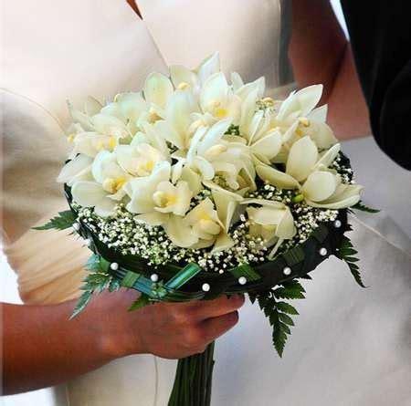 como hacer un ramo de novia con flores naturales