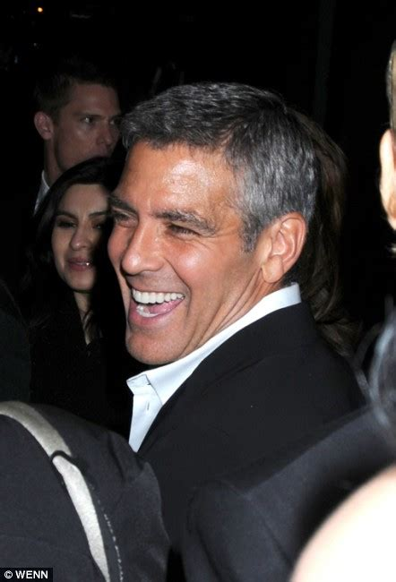 George Clooney Bets Pfeiffer 100000 He Will Never by George Clooney Relieved To Be Single Again After Split