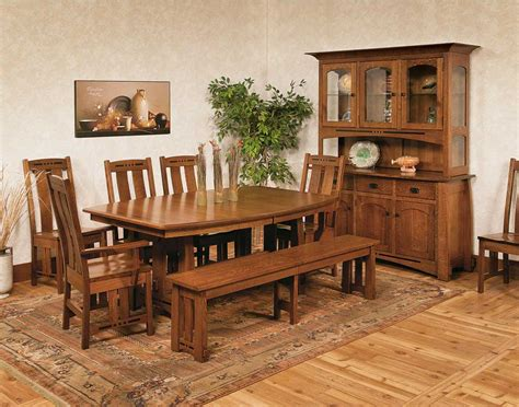 Amish Direct Furniture by Colebrook Amish Table Set Amish Direct Furniture