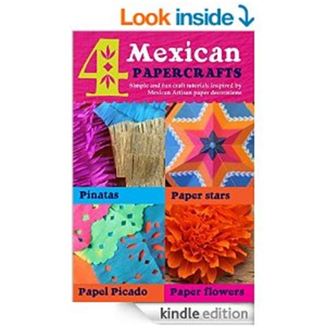 Mexican Paper Crafts - freebies st ives lipton aveda sles stuff