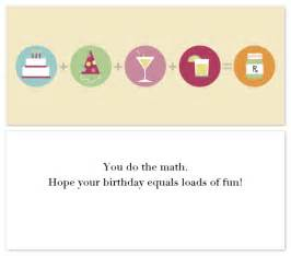 birthday cards you do the math at minted com
