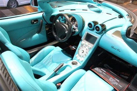 koenigsegg car interior 2010 koenigsegg ccxr in light blue color interior photo