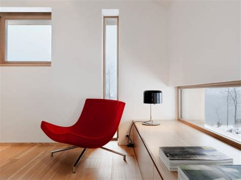 floating chair for bedroom red lounge chair for bedroom with modern chic design also wood floor laminate and narrow