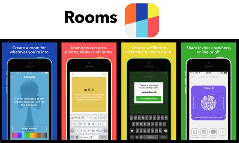 room app launches pseudonymous app rooms that lets you create forums about any topic techcrunch