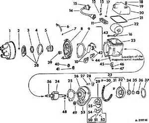 farmall f4 magneto parts diagram farmall free engine image for user manual