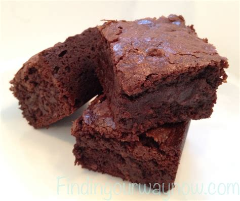 brownie mix recipe finding our way now
