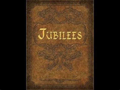 the book of jubilees books chapter 22 and 23 of book of jubilees