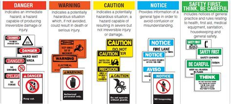 what color are warning signs brady 95335 plastic 7 quot x 10 quot caution sign legend