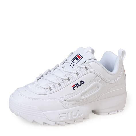 Sepatu Running Fila Original sepatu sneakers fila disruptor ii color white daftar