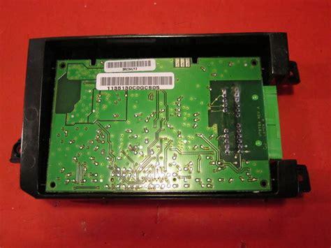 2007 acura mdx hfl module sell acura honda mdx tl hfl bluetooth cellphone