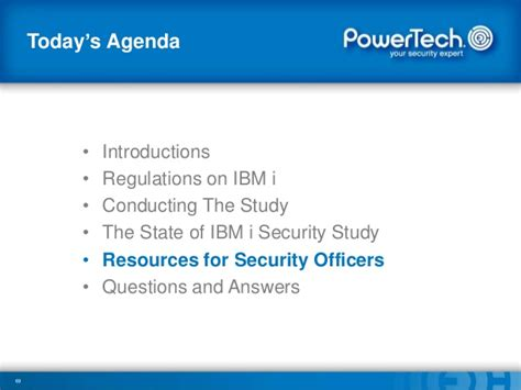 ibm i security study