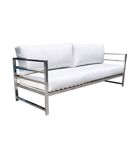 steel frame sofa steel frame sofa thesofa