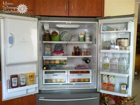 home storage solutions 101 organized home real refrigerator organization storage ideas