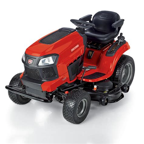Garden Tractors by 2014 Craftsman G5100 Model 20401 48 In 24 Hp Garden
