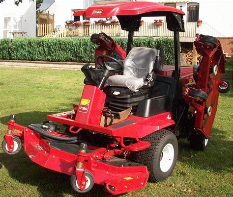 review  toro groundsmaster    rough mower