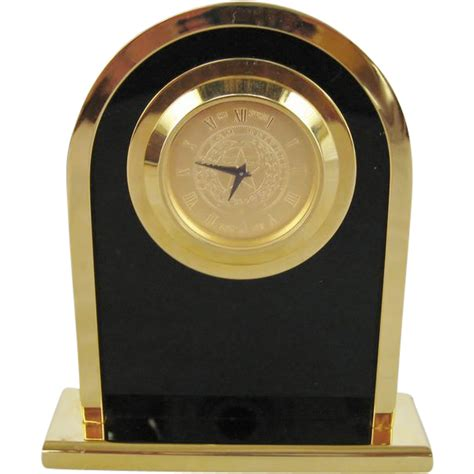 texas a m desk accessories texas a m university desk clock from thedaisychain on ruby