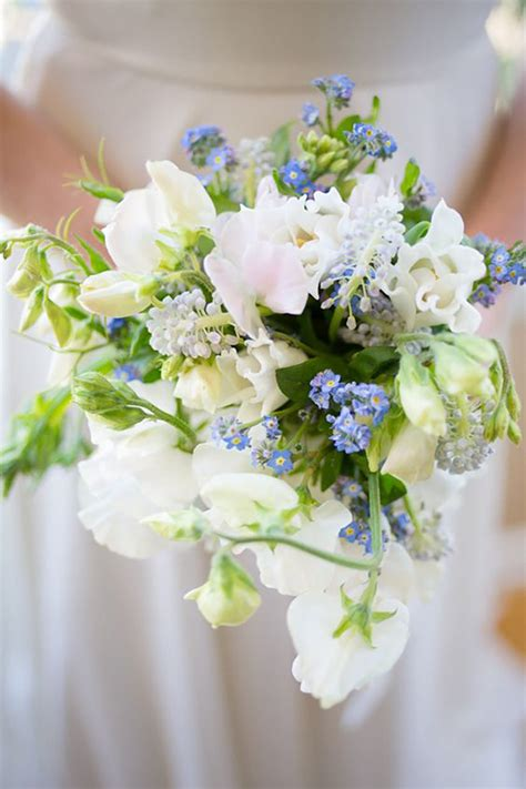 Wedding Flower Ideas Blue by Blue Wedding Flowers Wedding Ideas Chwv