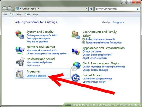 google search toolbar internet explorer how to remove google toolbar from internet explorer 6 steps