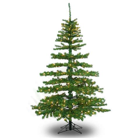 10 foot slim christmas tree 10 ft x 62 in slim pine barcana