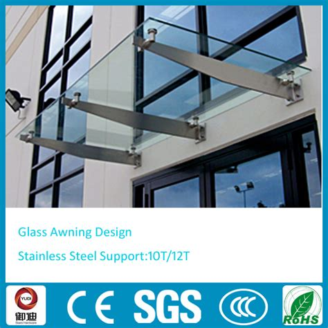 easy awning simple glass awning buy glass awning product on alibaba com