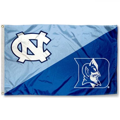 house divided flags college flags and banners co house divided flag unc