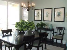 How To Decorate A Dining Room Buffet Decorating A Dining Room Buffet