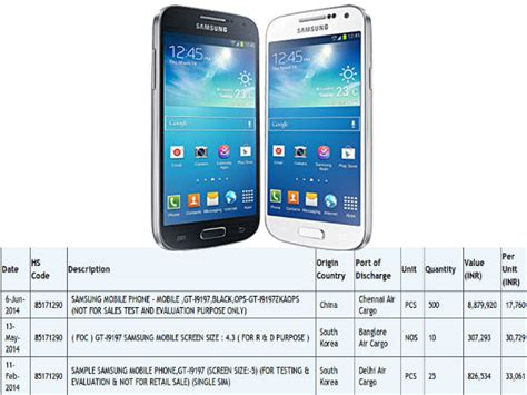 best buy s4 mini samsung galaxy s4 mini 4g lte variant lands in india for