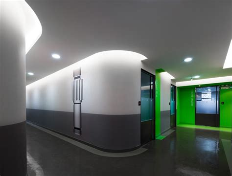 cool office lighting kh gears office by arboit zhuhai china 187 retail design blog