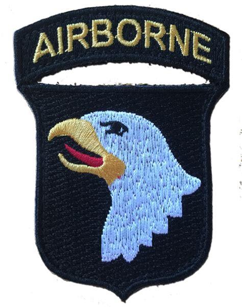 Patch Impor Us Paratrooper With Velcro 2 quot x3 quot airborne patch w velcro