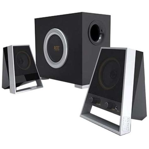 altec lansing vs2621 speaker system for computer mp3 computing thehut