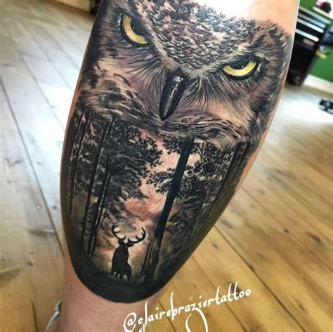 tattoo owl wolf 778 best images about mind blowing tattoos on pinterest